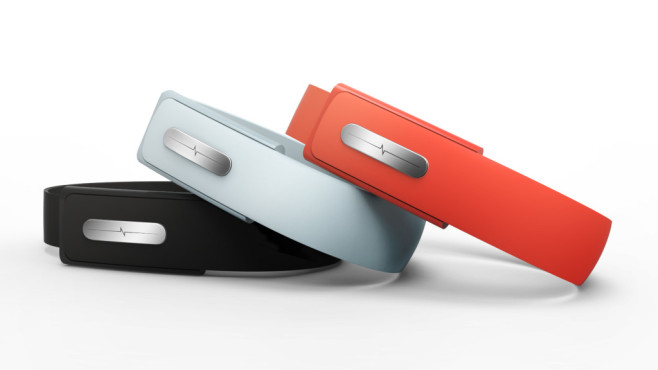 Nymi: Herzschlag als Passwort-Alternative Das Nymi-Armband vom kanadischen Hersteller Bionym ist sicherer als ein herkömmliches Passwort, denn der eigene Pulsschlag dient zur Authentifizierung.©Nymi, Bionym, Computer Bild
