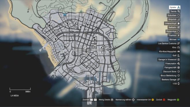 Actionspiel GTA 5: Monsterstunt 13 ©Rockstar Games