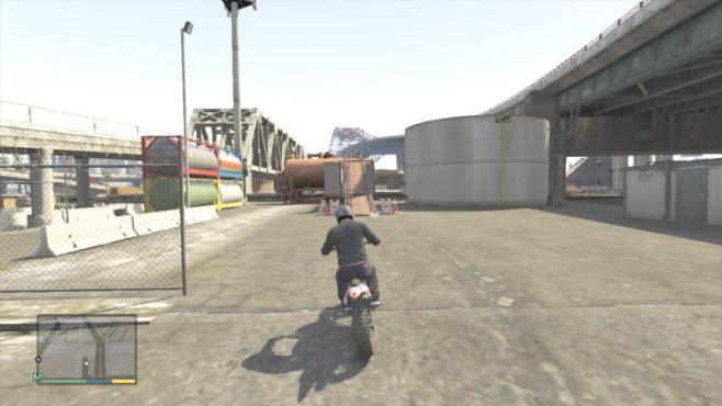 Actionspiel GTA 5: Monsterstunt 16 ©Rockstar Games