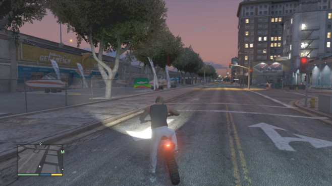 Actionspiel GTA 5: Monsterstunt 2 ©Rockstar Games