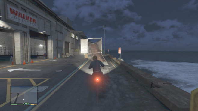 Actionspiel GTA 5: Monsterstunt 21 ©Rockstar Games
