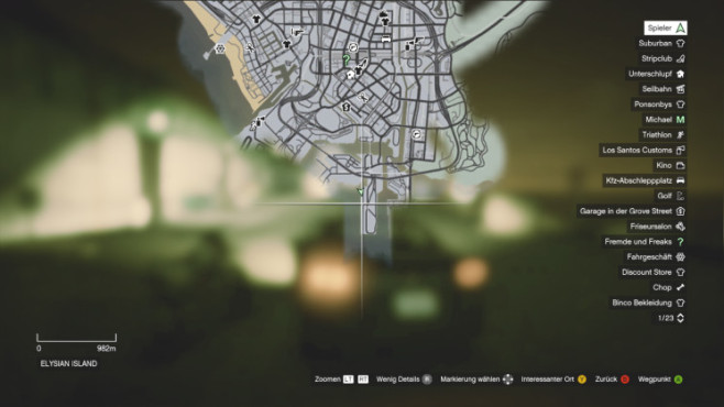 Actionspiel GTA 5: Monsterstunt 22 ©Rockstar Games