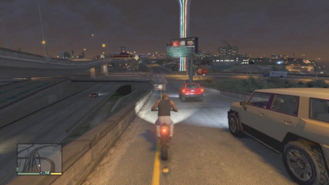 Actionspiel GTA 5: Monsterstunt 3 ©Rockstar Games