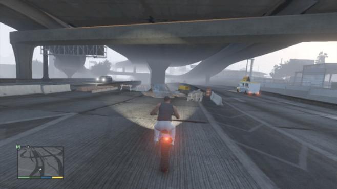 Actionspiel GTA 5: Monsterstunt 4 ©Rockstar Games