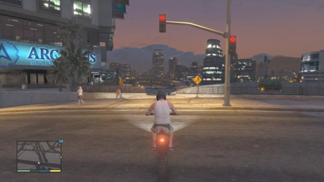 Actionspiel GTA 5: Monsterstunt 9 ©Rockstar Games