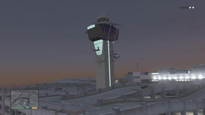 GTA 5: Monster-Stunt 25 ©Rockstar Games