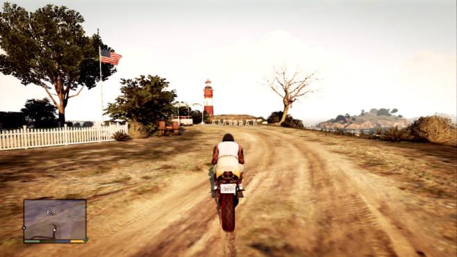 GTA 5: Monster-Stunt ©Rockstar Games