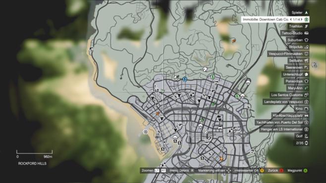 Actionspiel GTA 5: Raumschiffteil©Rockstar Games