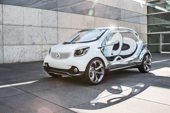 Smart fourjoy © AUTO BILD