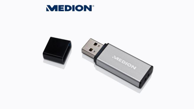Medion P89163 (MD 86971) USB-Stick, erhältlich bei Aldi Nord ©Aldi Nord