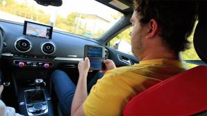 WLAN-Hotspot im Audi S3©COMPUTER BILD