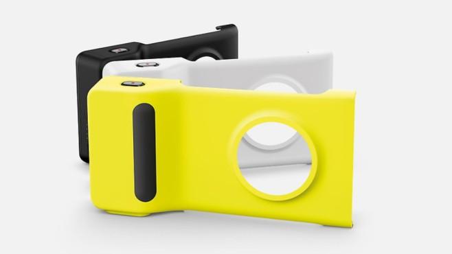 Camera Grip für das Nokia 1020©Nokia