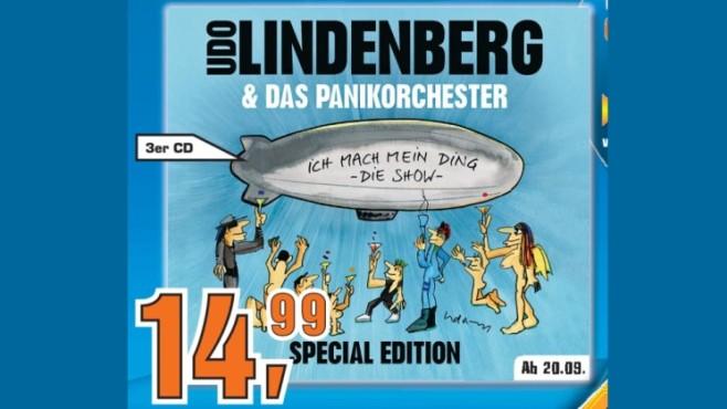 Udo Lindenberg Ich mach mein Ding - Die Show (Special Edition) ©Saturn
