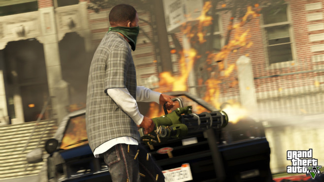 GTA 5: Explosive Attacke © Rockstar Games