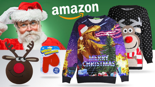 Verrückte Amazon-Produkte©Amazon, ©istock.com/Camrocker