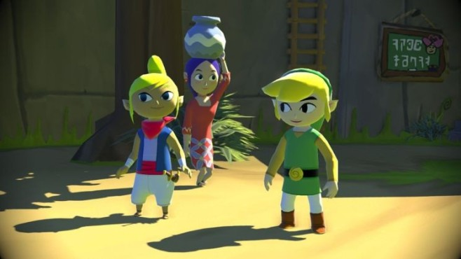 The Legend of Zelda – Wind Waker HD © Nintendo