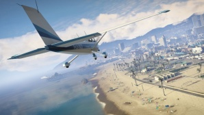 GTA 5: Flieger © Rockstar Games