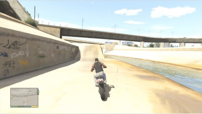 GTA 5: Sprung©Rockstar Games