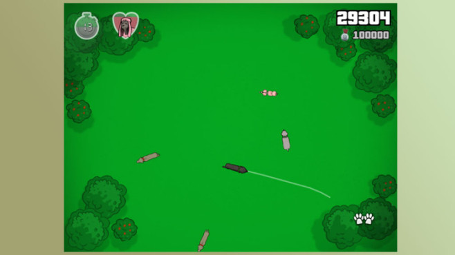 Anwendung GTA 5 – iFruit: Park ©Rockstar Games