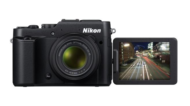 Nikon Coolpix P7800©Nikon