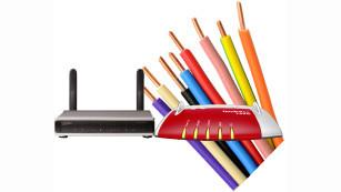 Alles, was Sie zum Thema Vectoring wissen müssen Vectoring beschleunigt das Tempo von DSL-Anschlüssen.©Computerbild