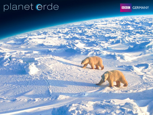 Wallpaper BBC Germany: Eiswelten ©BBC Germany