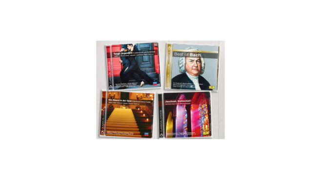 "Diverse CDs ""Klassik"" ©Aldi-Süd"