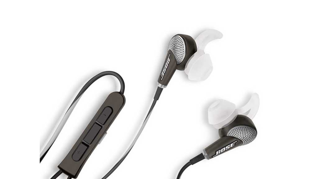 test in ear kopfh rer bose qc20i audio video foto bild. Black Bedroom Furniture Sets. Home Design Ideas
