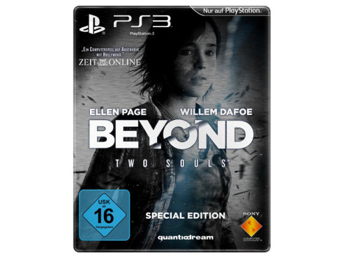 Beyond – Two Souls ©Sony Computer Entertainment