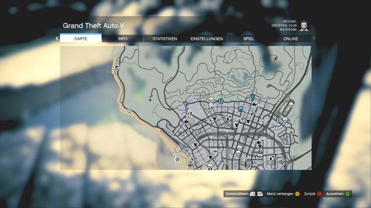 Gta 5 Karte Polizeistation.Gta 5 Versteckte Easter Eggs Bilder Screenshots