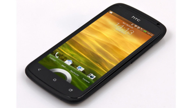 HTC One S (Android 4.0) ©HTC