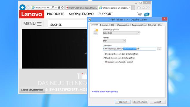 PDF bearbeiten und erstellen: PDF-Editor richtig nutzen©COMPUTER BILD