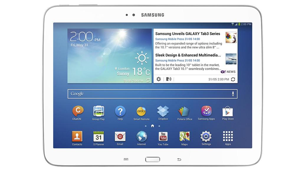 Samsung Galaxy Tab 3 10.1 3G©COMPUTER BILD