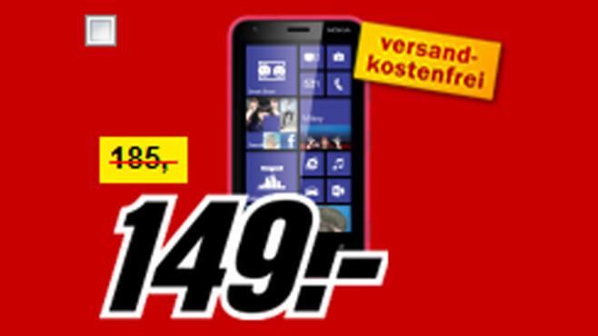 Nokia Lumia 620 Fuchsia ©COMPUTER BILD