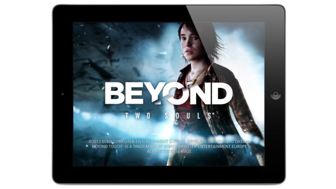 Beyond – Two Souls: iPad © Quantic Dream