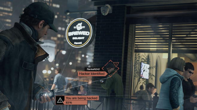 Watch Dogs: Wand © Ubisoft