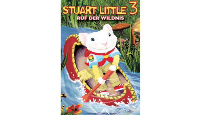 Stuart Little 3 - Ruf der Wildnis ©2005 Sony Pictures Home Entertainment Inc. All Rights Reserved.