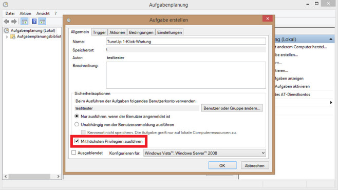 So schalten Sie die Benutzerkonten-Steuerung für ausgewählte Programme aus ©COMPUTER BILD