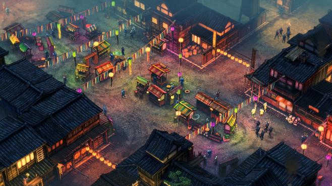 Shadow Tactics – Blades of Shogun ©Daedalic