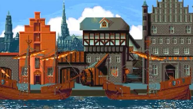 Wirtschafts-Simulation Der Patrizier: Hamburg ©Ascon / Ascaron