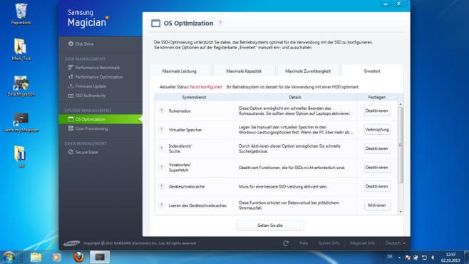 Optimieren von Windows ©COMPUTER BILD