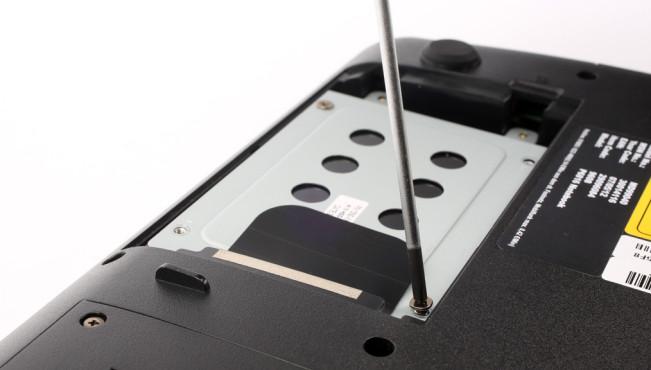 SSD verschrauben ©COMPUTER BILD