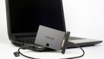 USB-zu-S-ATA-Kabel©COMPUTER BILD