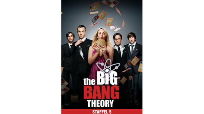The Big Bang Theory - Staffel 5 © Watchever