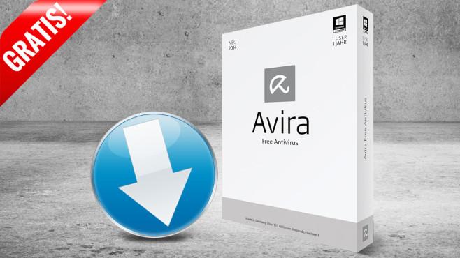 Avira Free Antivirus 2014©F.Schmidt - Fotolia.com, Avira, COMPUTER BILD