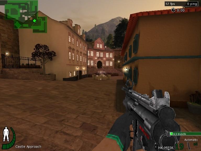 Screenshot 1 - Urban Terror