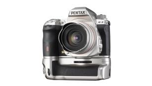 Pentax K3 in Silber©Pentax