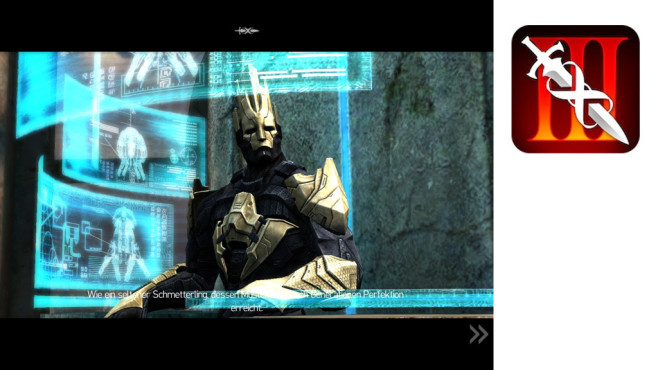 Infinity Blade 3 ©Chair Entertainment Group, LLC