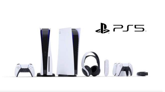 PS5 und Peripherie©Sony