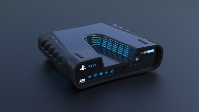 Rendering PS5 © LetDoDigital